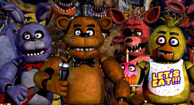 Five Nights at Freddy'sキャラクター