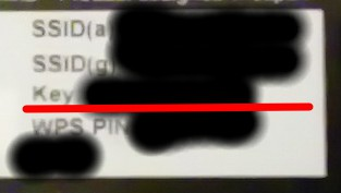 無線ルーターのキーワード